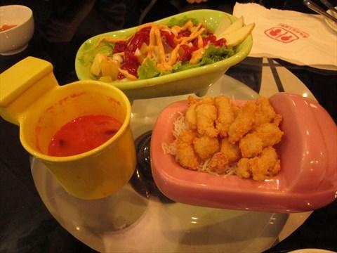 重口味的小清新 - 便所欢乐主题餐厅评价 - 北京开饭喇