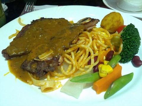水准很低的西餐厅 - 九龙半岛西餐厅评价