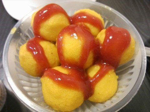 香芋圆甜品图片