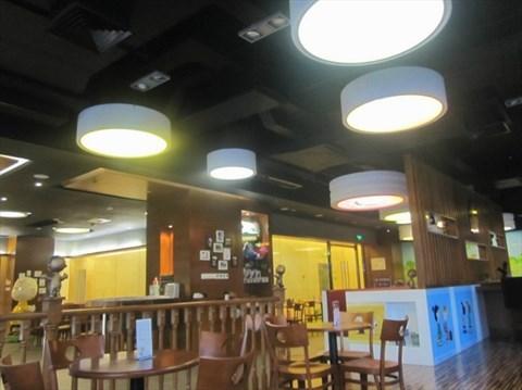 史努比主题的咖啡屋 查理布朗咖啡评价 福州开饭喇