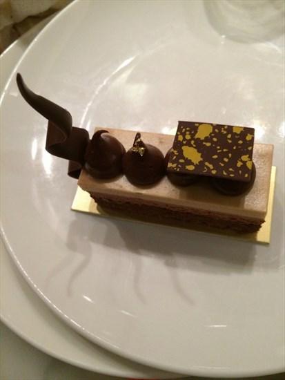 巧克力棒子蛋糕
