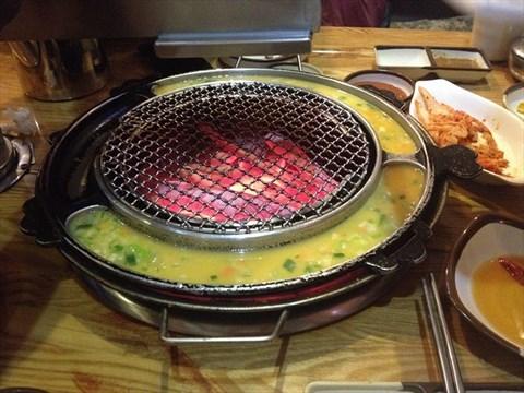 坛笑香韩式烤肉