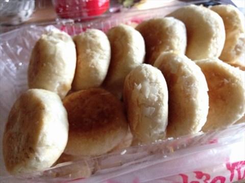 馅饼- 香港沙坪坝的矮子馅饼